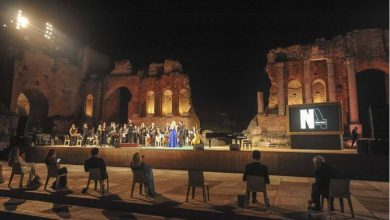 Photo of Taormina, Tonight at the Nations Prize 2021 until July 25: Guests and Program