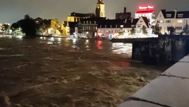 Photo of The Meuse is overflowing, 10 thousand evacuated to Maastricht