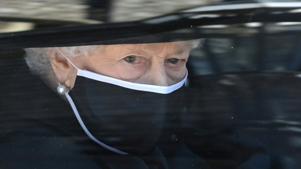 The Queen returns to set the agenda for the new British government