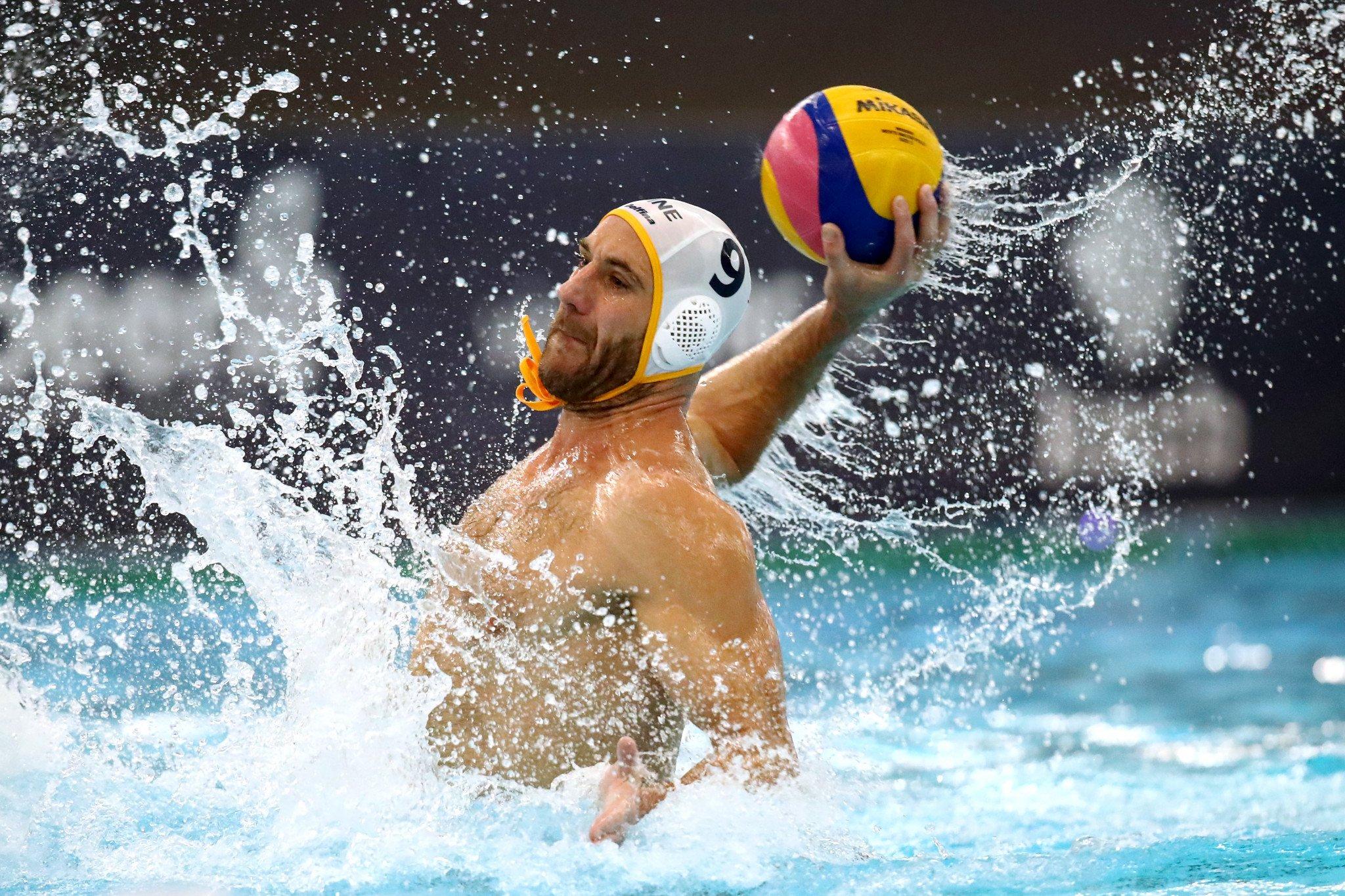 Alexander Ivovich helped Montenegro defeat Greece in Tbilisi © Getty Images