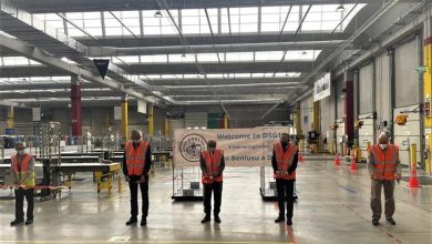 Photo of The first Amazon sorting warehouse opened in Sardinia