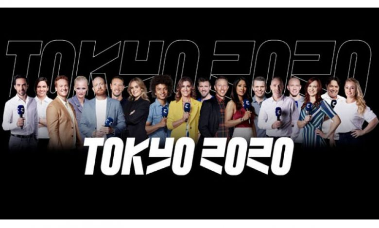 The team that will tell the exciting Tokyo stories of 2020