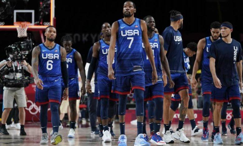 Tough commitment for Team USA - OA Sport