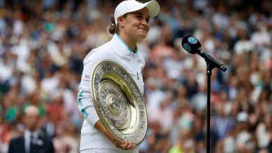 Photo of Wimbledon and Ashleigh Barty victories: Pliskova lose in three sets, Australian comeback to win after 41 years