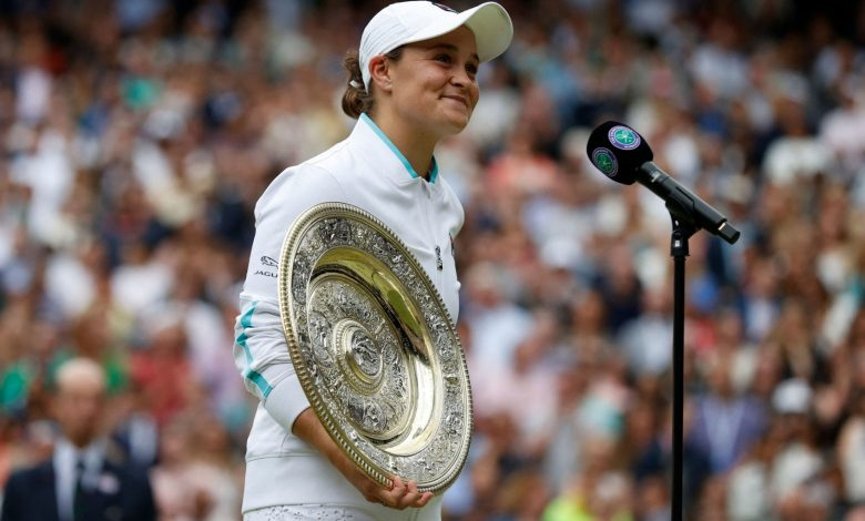 Wimbledon and Ashleigh Barty victories: Pliskova lose in three sets, Australian comeback to win after 41 years
