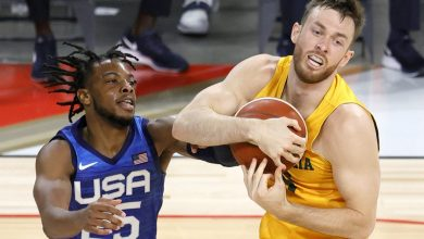 Photo of Basketball, now for the United States there is an ultimatum: Ko also against Australia