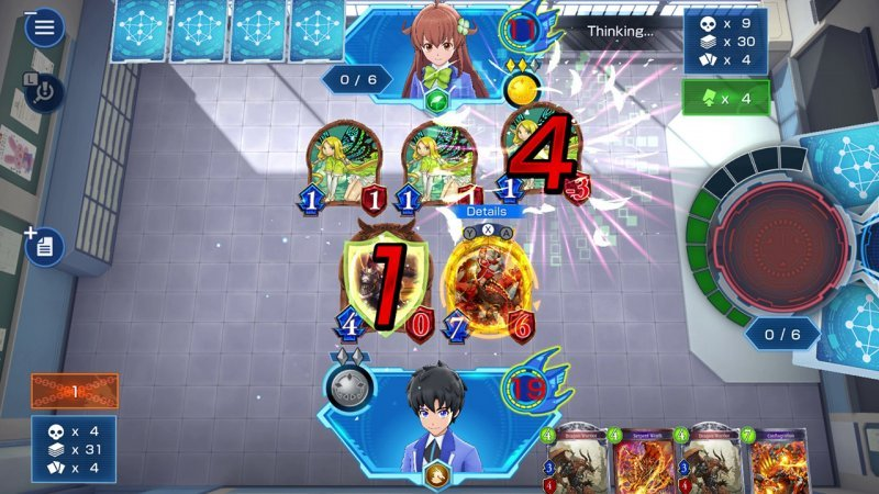 Shadowverse: Champion's Battle, card games are serious business