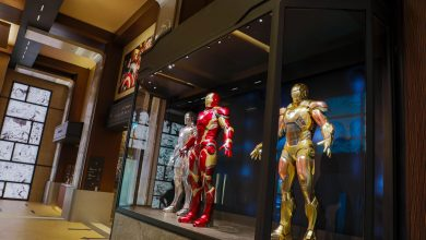 Photo of Disneyland Paris: The Art of Marvel Hotel Inspired by the MCU