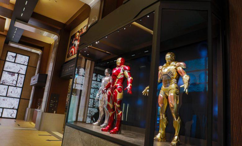 Disneyland Paris: The Art of Marvel Hotel Inspired by the MCU
