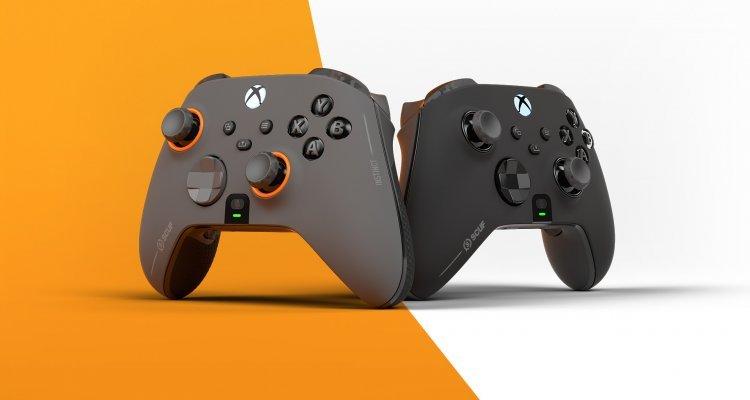 SCUF Instinct and SCUF Instinct Pro announced Xbox Series X |  S - Multiplayer.com
