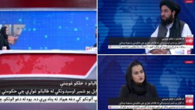"""Photo of """"The journalist interviewing the Taliban? Mashhad.""""  How did it really go – Libero Quotidiano"""
