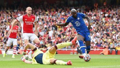 Photo of Lukaku takes Chelsea in 15 minutes, Paratici beat Tottenham