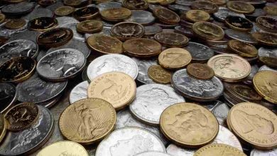 Photo of Rare coins, the old 20 lira worth a fortune