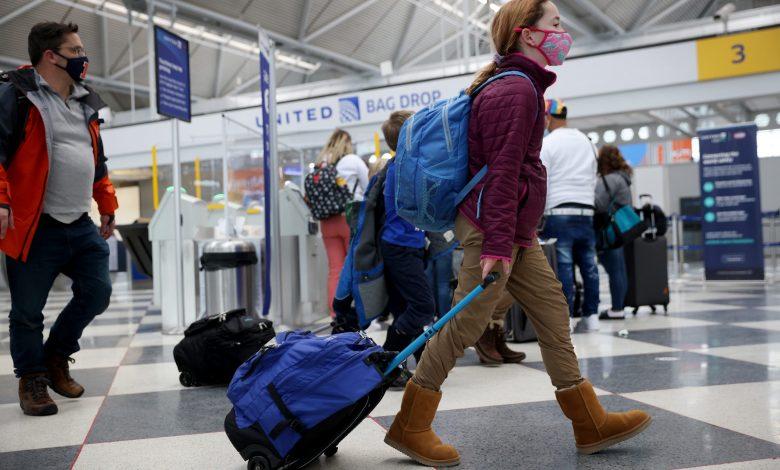 The European Union is considering new restrictions on unvaccinated travelers from the United States