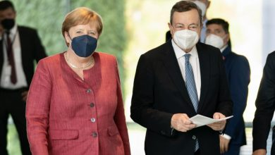 Photo of Vaccines in Africa, crocodile tears for Draghi and Merkel, regrets delay but still on patent sharing