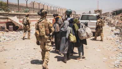 """Photo of Afghanistan, """"Taliban to allow evacuations after August 31""""."""