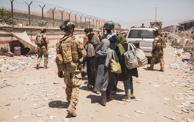 """Afghanistan, """"Taliban to allow evacuations after August 31""""."""