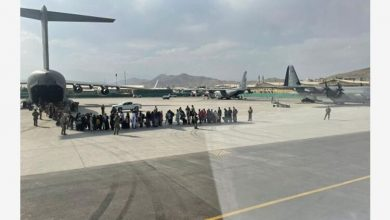 Photo of Afghanistan, US flights transport displaced Afghans from Italy to the United States