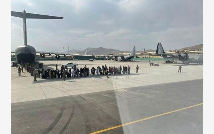 Afghanistan,voli Usa portano sfollati afgani da Italia a Stati Uniti
