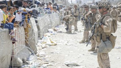 Photo of Afghanistan, other dead at the airport.  United Nations: Risk of catastrophe