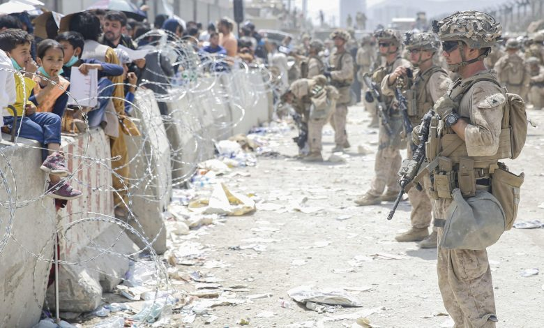 Afghanistan, other dead at the airport.  United Nations: Risk of catastrophe