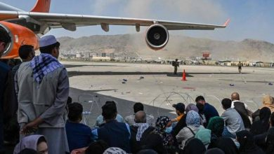 Photo of Afghanistan, the body of a refugee found in a C-17 – foreign