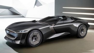 Photo of Audi skysphere concept: features and data of the 630 hp electric roadster