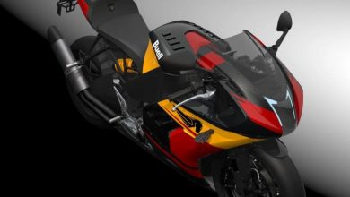 Photo of Buell Reboot With Hammerhead 1190 RX – News