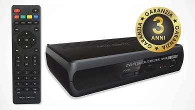 Photo of DVB-T2 Decoder and Media Center: View on AMAZON