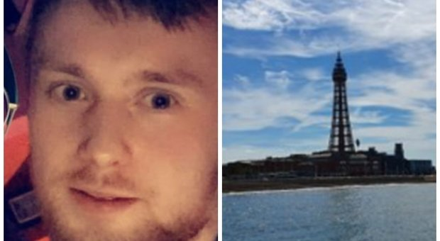 Dies after diving into the sea to save a stranger.  Tragedy in the United Kingdom