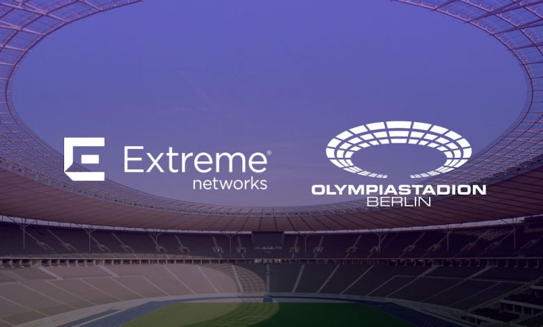 Extreme Networks StadioOlimpico diBerlino