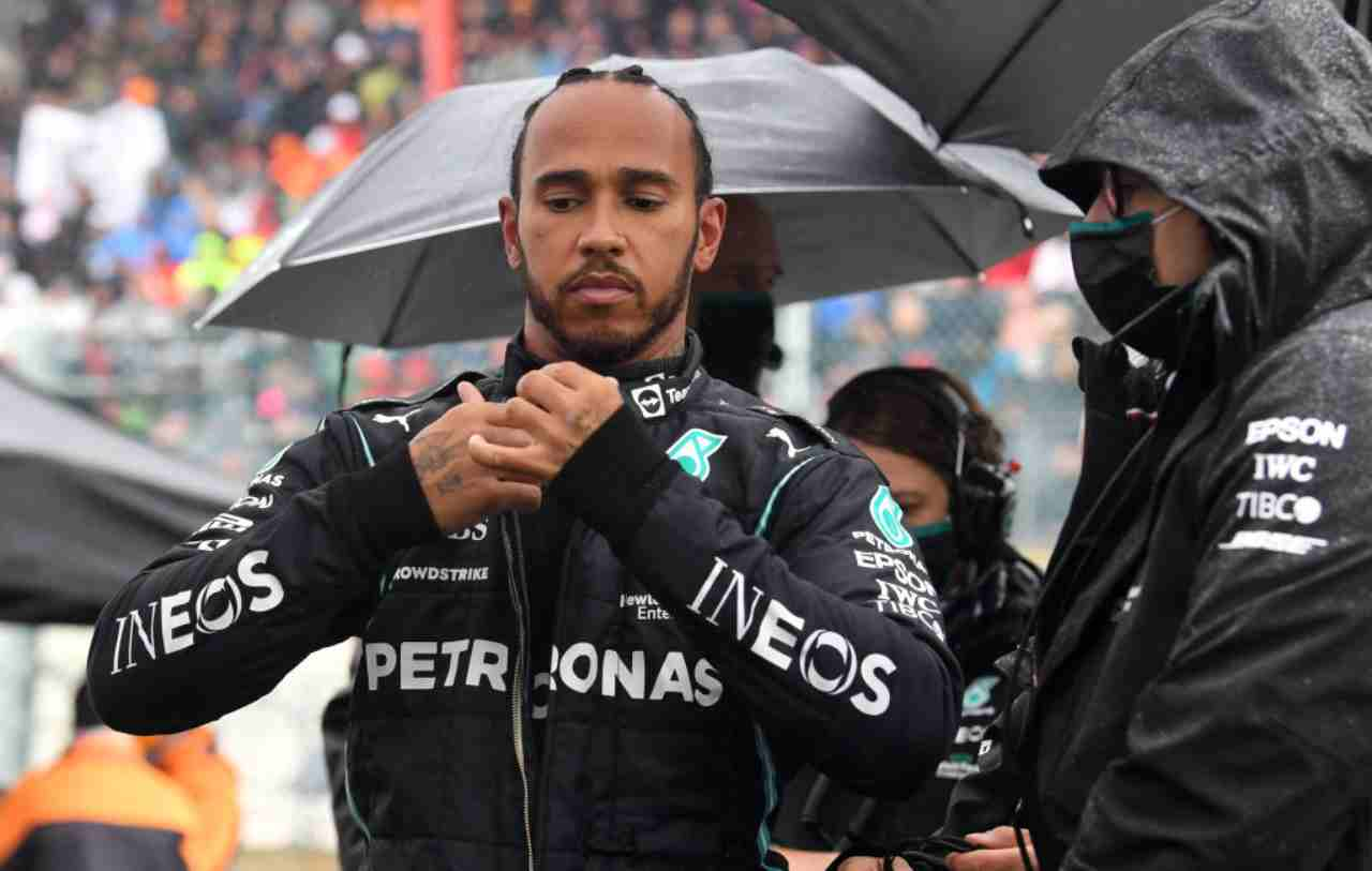 Photo of F1 GP Belgium, Hamilton thinks of the fans: pilot's proposal