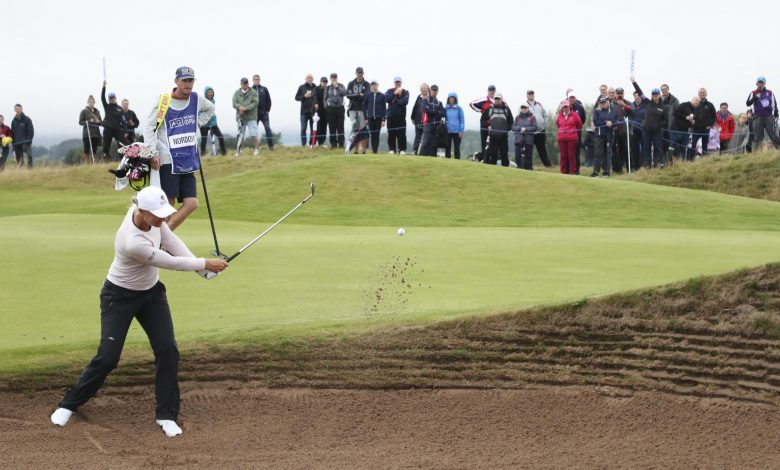 Golf, Anna Nordkvist wins the AIG Women's Open.  Swedish has its third major title - OA Sport