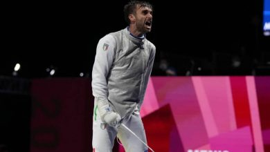 Photo of Italy aimed at a big shot in the men's team competitions!  – OA Sport