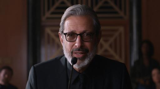 Jeff Goldblum protagonista di un nuovo film