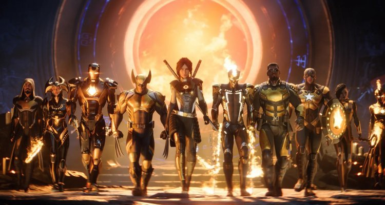 Marvel's Midnight Suns Announced, Two New Marvel Strategies and Firaxis With Trailer - Nerd4.life