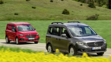 Photo of Mercedes Citan: Here is the new generation