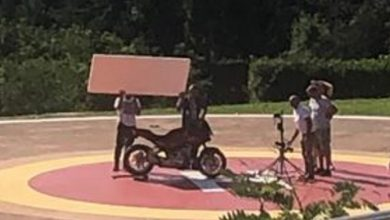 Photo of Moto Guzzi Centennial: New engine – unprecedented – on the way