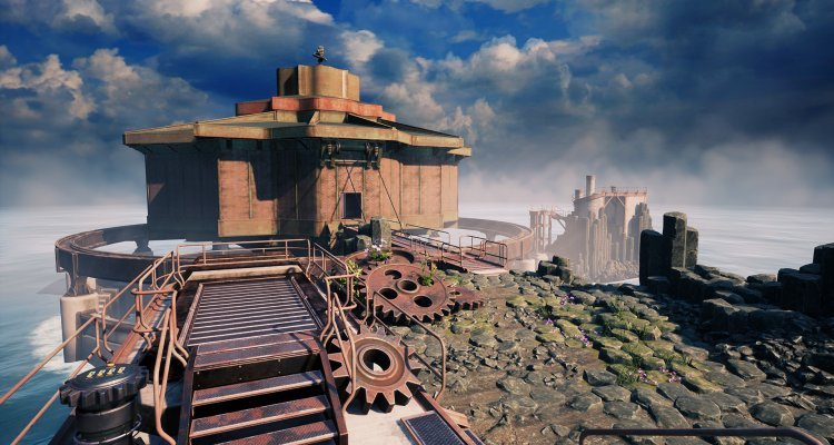 Myst, the new version has a release date on PC and Xbox Game Pass - Nerd4.life