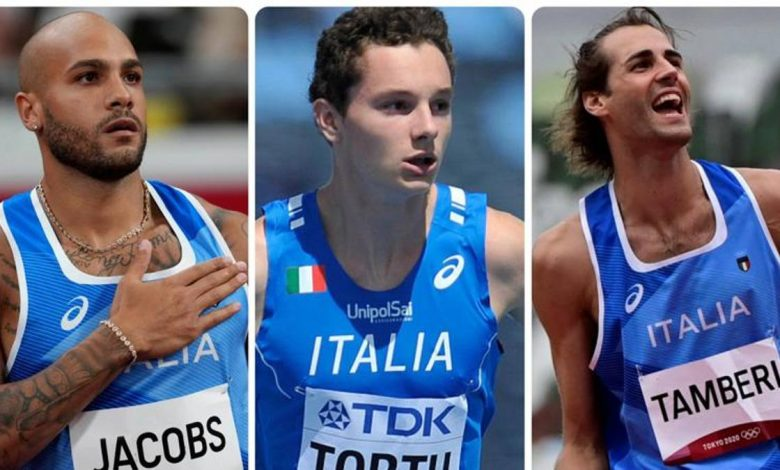 Olympic Games, Jacobs, Torto, Tampere: a date with history