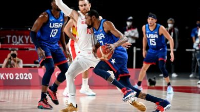 Photo of Olympics, Basketball: 38 by Rubio but Spain knocked out, Team USA in the semifinals with 29 by Durant