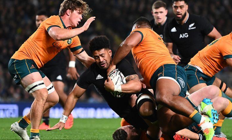 Rugby Championship, ufficiale la nuova data per Australia-Nuova Zelanda. PH AFP