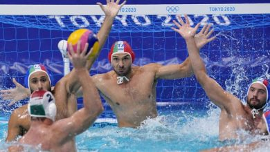 Photo of Settebello fearlessly challenges the black beast – OA Sport