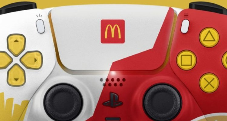 Sony Bans DualSense for McDonald's Because It's Unauthorized (And Also Ugly) - Nerd4.life