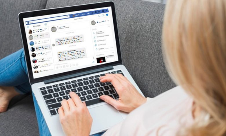 Spending 8 consecutive hours in front of the computer and on Facebook creates psychological problems - il Fatto Nisseno