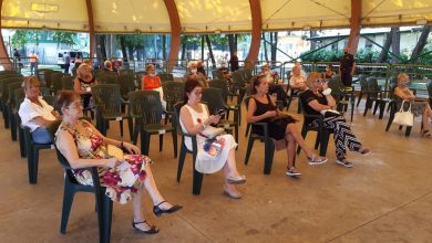 Photo of Summer is with us, the entertainment begins at the Ambrosini Center: but you will not be able to dance