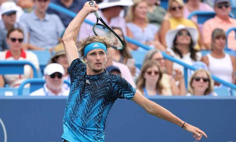 Tennis, Cincinnati: Zverev defeats Rublev 6-2 6-3 to defeat Concrete