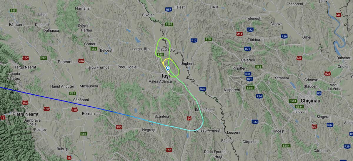 Oreo Yasi flightradar24-2