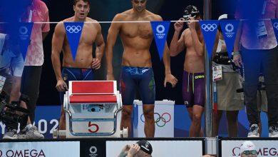 Photo of Tokyo 2020, Swimming: Men's Mixed Relay 4×100 Bronze |  News