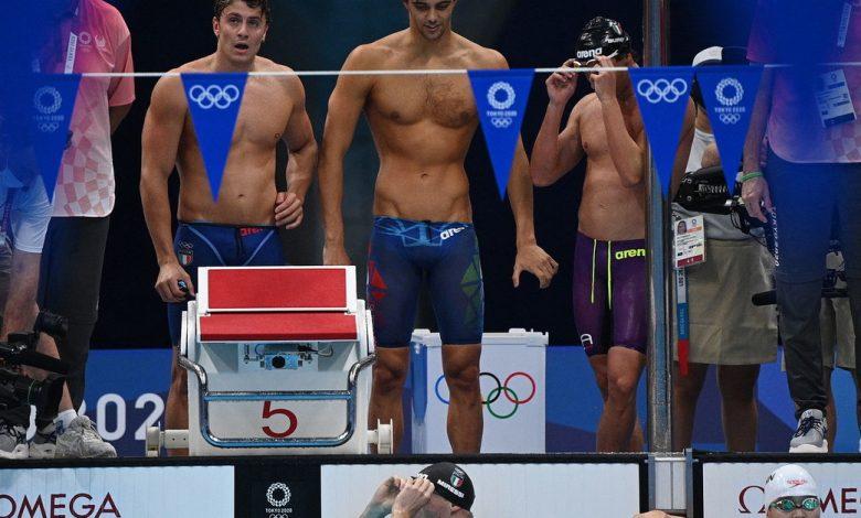 Tokyo 2020, Swimming: Men's Mixed Relay 4x100 Bronze    News